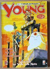 Young - il mensile del fantastico 21 - febbraio 1996 - rayearth, 3x3 occhi