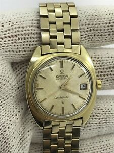 OMEGA CONSTELLATION WATCH AUTOMATIC CAL.564 REF.CD 168.017 MENS 35mm SWISS MADE