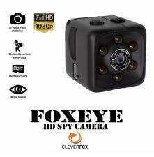 Hidden Security Camera | Smart 1080p Mini Spy Cube Camera Recorder with Audio |