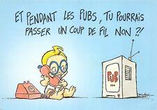 CPM - Carte postale - LES ENFANTS DE LA TELE - N° B 9116 - Postcard