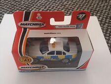 Matchbox Super Fast #27 - Ford Falcon Police. Circa 2002