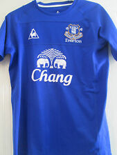 Everton 2010-2011 Home Football Shirt adult size extra large XL EFC /39742