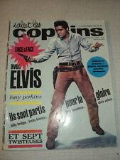 SLC 002 (9/62) **original** ELVIS PRESLEY CHRIS VALOIS LUCKY BLONDO VARTAN CHATS