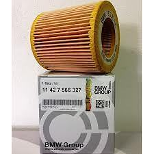 Oil Filter Genuine BMW E82 E90 X1 X3 X5 X6 Z4 6 cylinder 11427566327 11427953129