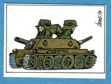 [GCG] STURMTRUPPEN - Corno 1977 - Figurina-Sticker - n. 160 -New