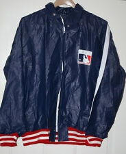Vintage 1983 Nolan Ryan Rain / Batting Jacket Adult Large MLB Coat Baseball