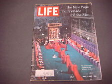 Life Magazine,July 5, 1963,New Pope:Spectacle And The Man,Sistine Chapel