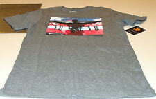 2013-14 Team Manchester United Core Plus T Shirt Soccer XL Grey Soccer
