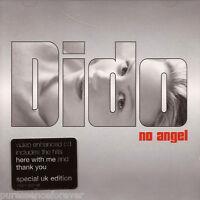 DIDO - No Angel (UK 14 Trk Enhanced CD Album)