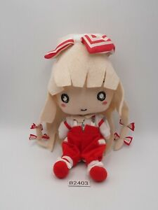 "Touhou Project Funi B2403 Fujiwara no Mokou Phantasm Plush 7"" Toy Doll Japan"