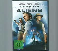 DVD: Cowboys & Aliens - Daniel Graig, Harrison Ford, Olivia Wilde