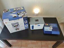 Epson PictureMate Personal Digital Compact Photo Lab Inkjet Printer PM 260 CIB