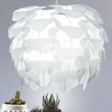 Lustre Suspension acier blanc éclairage chambre à coucher lampe Eglo Filetta 928
