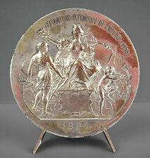 Médaille Exposition Nationale de Condom (Gers) 1894 sc F Vernon medal