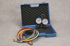 N011101 2 WAY MANIFOLD KIT AC TOOLS AND EQUIPMENT **WHOLESALE PRICE**
