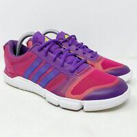 Adidas Noam Running Shoes G95209 Purple Pink Women Size 8