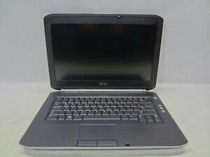 """Dell Latitude E5420 14"""" Laptop 1.9 GHz i3-4030U 4GB RAM (Grade C No Webcam)"""