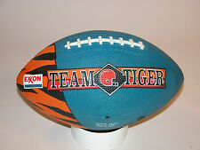 Exxon Team Tiger Football , Blue, Official Size