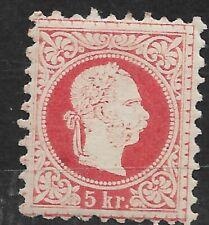 Oostenrijk Keizer Frans Jozef Michel 37 II A