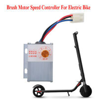DC 12V 250W Brushed Motor Speed Controller for Electric Scooter E-Bike Bicycle