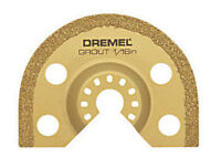 NEW! DREMEL Multi-Max Grout Removal Steel Blade MM501