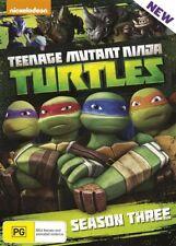 Teenage Mutant Ninja Turtles : Season 3 (DVD, 2016)