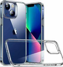 CUSTODIA COVER per PER APPLE  IPHONE 13 Mini / Pro / Max Case Clear Silicone