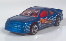 "Hot Wheels T Bird Stock Car 3"" Diecast Scale Model Racer .com Graphics"