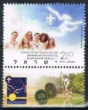 Israël postfris 2007 MNH 1919 - Scouting 100 Jaar