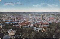 uralte AK, Lemberg Aussicht vom Hügel Lwów Widok z Kopca 1917