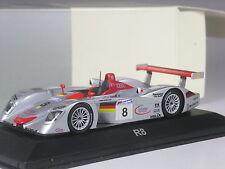 Classe: Minichamps Audi r8 voiture de course Infineon #8 1:43 en OVP