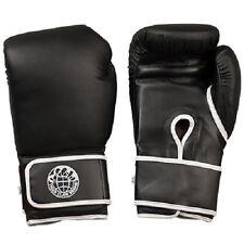 Tiger Claw Kickboxing Training Gloves Child Youth - Black - 7.5 oz