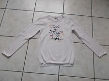 JOLI PULL LEGER FILLE TAILLE 12 ANS ORCHESTRA TBE