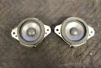 2013 13 SCION FR-S BRZ FA20 2.0L OEM LH RH DASHBOARD AUDIO SPEAKERS #8035