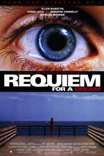 Requiem for a Dream Movie Poster 11 x 17 Ellen Burstyn, Jennifer Connelly, A