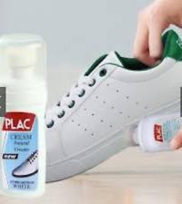 New PLAC Quick Whitening Shoe Cream