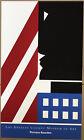 Romare Bearden Los Angeles County Museum of Art Exhibit Poster 21x35
