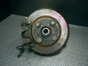 TOYOTA Passo 2012 Front Left Knuckle Hub Assembly 43212B1040 [Used] [PA02313903]