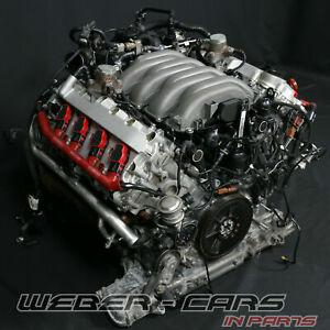 47TKM VW Touareg 7P V8 4,2L FSI 360PS Cgn Cgna Motor Engine Complete Engine