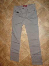 SECONDS WA27 RRP£80 MENS Ex Wrangler Arizona Stretch Linen Trousers