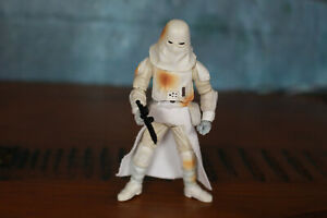 Star Wars Battle Of Hoth Snowtrooper Loose