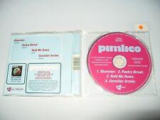 Pimlico A Glummer Quartet 4 Track cd Single 1996 cd is Excellent condition