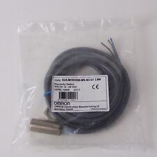 Näherungsschalter OMRON E2A-M18KS08-WS-B3-G1, 12-24VDC Induktiver Sensor PNP