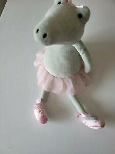 Jellycat Dancing Darcey Alligator Soft Plush Toy BNWT Ballerina Retired