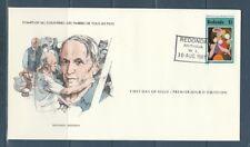 Eta/ enveloppe  Redonda  peintre Picasso  1981