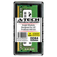 A-Tech 4GB DDR4 2400 MHz PC4-19200 1.2V 1Rx16 Memory RAM for HP ProBook 440 G5