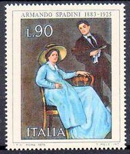 Italia 1497, posta freschi/**/dipinto, arte, Armando Spadini