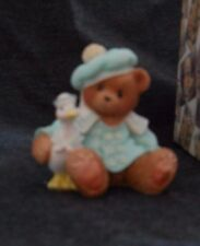 "Cherished Teddies 476714 Cole ""We've Got a Lot to be Thankful for 1998 Nib Rare"