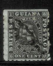 BRITISH GUIANA - 1853 -  SG NO 66? FINE USED CV