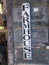 FARMHOUSE Primitive Rustic Country Home Decor